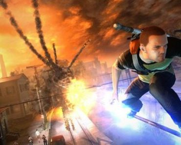 Infamous 2 PS3 Game USA ISO - Download PC3 Game PC