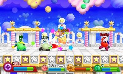 Kirby Planet Robobot CIA