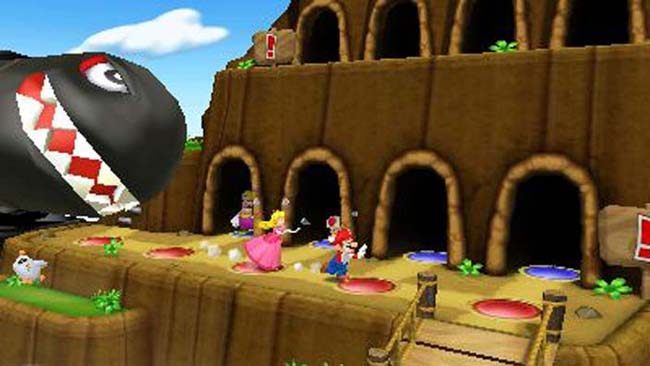 Mario Party Island Tour CIA