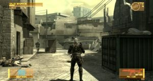descargar Metal Gear Solid 4 Guns of the Patriots PS3 ISO