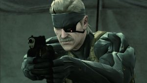 Descargar Metal Gear Solid 4: Guns of the Patriots PS3