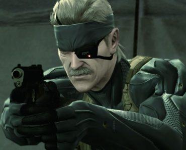 Descargar Metal Gear Solid 4: Guns of the Patriots PS3