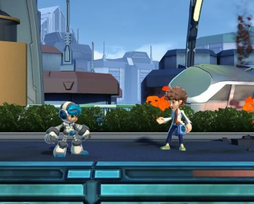 Descargar Mighty No. 9 PS3 Full Mega