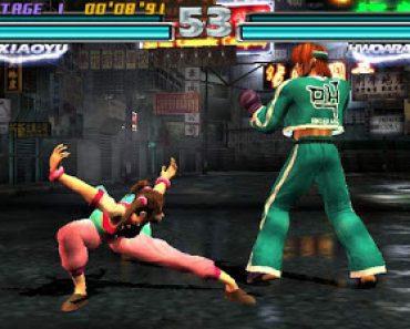 Tekken TAG Tournament PS2 NTSC Descargar Full