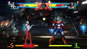 descargar Ultimate Marvel vs Capcom 3 PS3 ISO