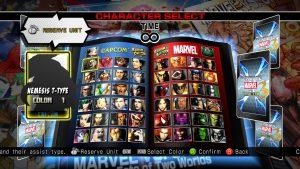 Ultimate Marvel vs Capcom 3 - ROM & ISO - PS3 Game