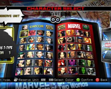 Ultimate Marvel vs Capcom 3 - ROM & ISO - PS3 Game