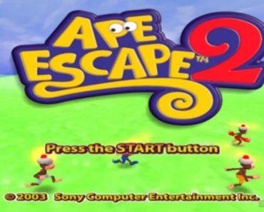 Ape Escape 2 PS2 ISO [Español] [MG-MF]