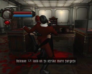 BloodRayne 2 PS2 ISO [Español multi] [MG-MF]