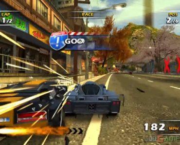 Burnout Dominator PS2 ISO Ntsc-Pal [Español] [MG-MF