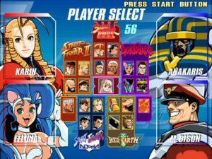 descargar Capcom Fighting Evolution NTSC PS2