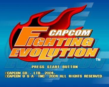 Capcom Fighting Evolution Ps2 ISO Ntsc-Pal [MG-MF