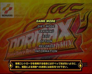 DDRMAX Dance Dance Revolution 6th Mix (Japan) PS2 ISO