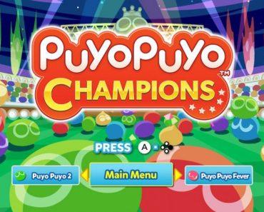 Descargar Puyo Puyo Champions NSP Switch