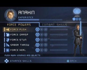 Star Wars Episodio III: La Venganza de los Sith (videojuego