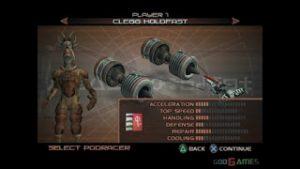 descargar Star Wars Racer Revenge NTCS PS2