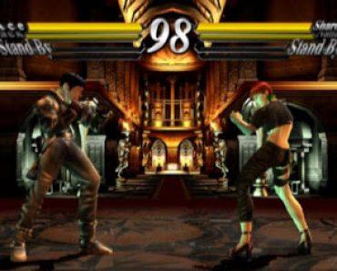 Street Fighter EX3 PS2 ISO [Ntsc-Pal] [MG-MF]